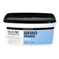006 - Graduate Acrylic White Gesso Primer 1L