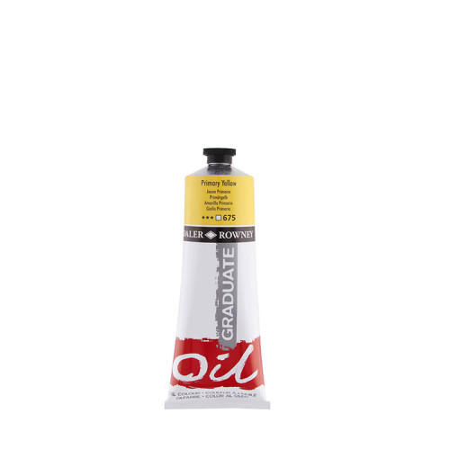675-Primary Yellow 200ml