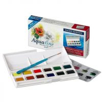 Set culori acuarela Daler Rowney Pocket set