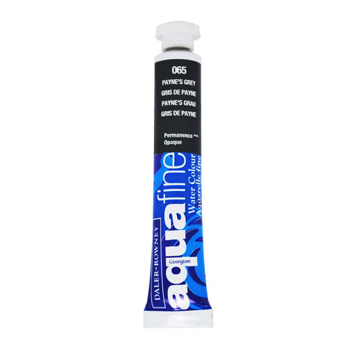 Aquafine Watercolour 8ml Paynes Grey