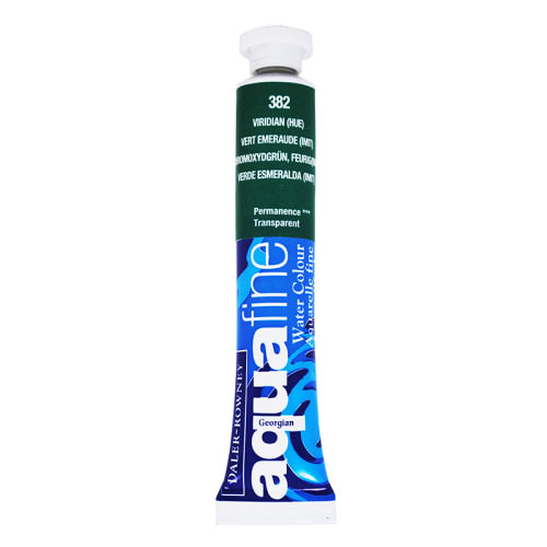 Aquafine Watercolour 8ml Viridian Hue