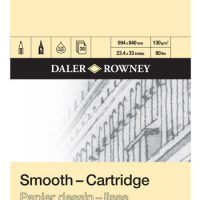 Cartridge Pad 130gsm A1
