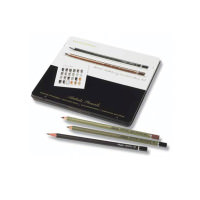 DR GRAPHIC SKETCHING PENCIL-24 TIN