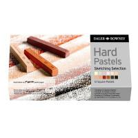HARD PASTEL SET-12 SKETCHING