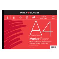 Marker pad A4 70 g  30 lbs