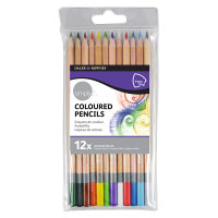 Simply set 12 creioane colorate