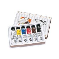 Set-culori-Designers'-Gouache---6x15ml