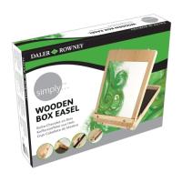 Sevalet din lemn compact mobil