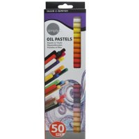 Simply 50 Oil Pastels