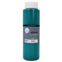 Simply Acrylic Colour 750ml Medium Green