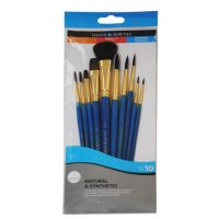 Simply Brushes Natural and Synthetic x10