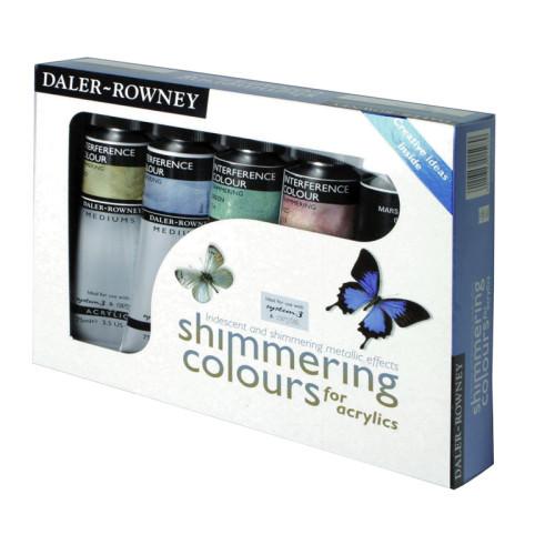acrylic-shimmering