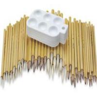 Pensule bambus