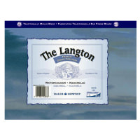 bloc acuarela The Langton Rough