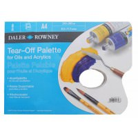 5010000000000 - 404 211 400 - Tear-Off Palette for Oils and Acrylics - LOW