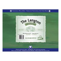 5010000000000 - 404 331 209 - Langton Watercolour Block NOT Cold Pressed 300gsm 12x9in - LOW