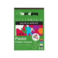 5010000000000 - 438 030 300 - Murano Pastel Festive Colours Pad 160gsm A3 - LOW