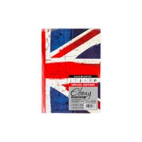 5011386090863 - 481 380 500 - Ebony Union Jack Sketchbook A5 - LOW