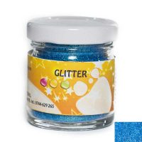 Glitter pulbere Akrilo, 30ml, Turquoise