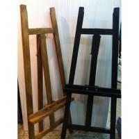 Sevalet de studio din lemn de brad