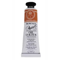 culori ulei Brown Ochre 38ml Artists' Daler Rowney oil colour