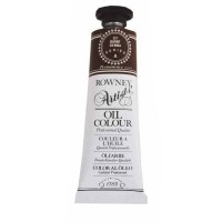culori ulei Burnt Sienna 38ml Artists' Daler Rowney oil colour