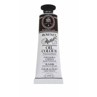 culori ulei Burnt Umber Artists' Daler Rowney oil colour