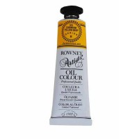 culori ulei Cadmium Yellow Deep 38ml Artists' Daler Rowney oil colour