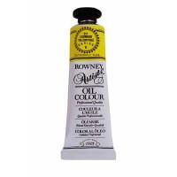 culori ulei Cadmium Yellow Pale 38ml Artists' Daler Rowney oil colour