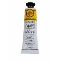 culori ulei Chrome Lemon Hue 38ml Artists' Daler Rowney oil colour
