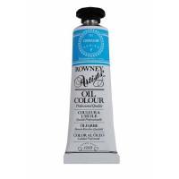 culori ulei Coeruleum 38ml Artists' Daler Rowney oil colour vopsea ulei
