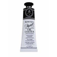 culori ulei Lamp Black 38ml Artists' Daler Rowney