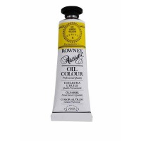 culori ulei Lemon Yellow 38ml Artists' Daler Rowney oil colour