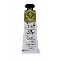 culori ulei Olive Green Artists' Daler Rowney oil colour