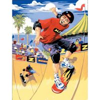 PJS22---Skateboarder