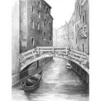 Set-schite,-Royal-Langnickel,-03-–-Venice-Bridge