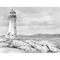 Set schite, Royal Langnickel, 04 – Lighthouse Point