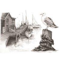 Set-schite,-Royal-Langnickel,-05-–-Fishing-Pier