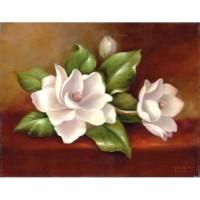 masterpiece-11-x-14-acrylic-classic-magnolias1