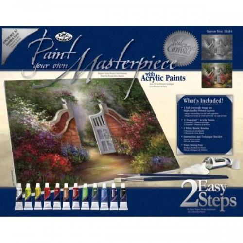 masterpiece-11-x-14-acrylic-garden-gate1