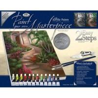 masterpiece-11-x-14-acrylic-tropical-garden1