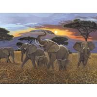paint-by-numbers-jun-lge-sunset-on-kilamanjaro