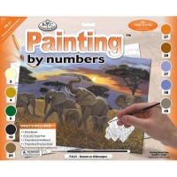 paint-by-numbers-jun-lge-sunset-on-kilamanjaro2