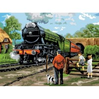 painting-by-number-adult-large-steam-train
