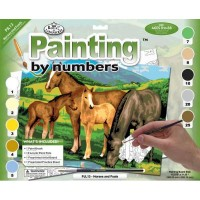 painting-by-number-junior-large-horses-and-foals1