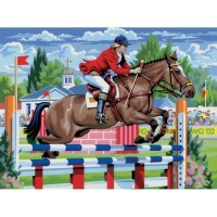 painting-by-number-junior-large-show-jumping