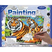 painting-by-number-junior-large-tiger-and-cubs2