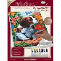 puppy-flowers-painting-by-numbers-small-canvas