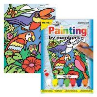 Set-pictura-pe-numere-pentru-copii,-MFP07-Pasari