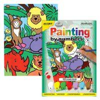 Set-pictura-pe-numere-pentru-copii,-MFP09-Animalele-junglei-